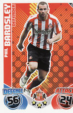 Match Attax Extra 10/11 Sunderland Tottenham Cards Pick Your Own From List