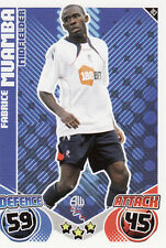 Match Attax 10/11 Bolton Cards Pick Your Own From List
