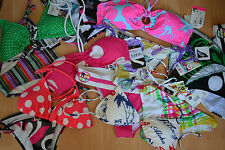 Roxy Bikini Tops & Bottoms *BNWT* Various Designs/Sizes Mix 'n' Match Quiksilver