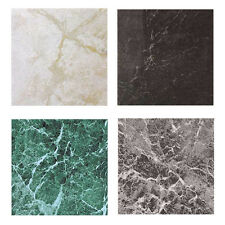 Marble Vinyl Floor Tile 40 Pcs Self Adhesive Indoor Flooring -Actual 12'' x 12''