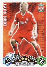 Match Attax 09/10 Liverpool Cards Pick Your Own From List