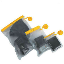 Highlander Waterproof PVC Pouches Bags for cameras, phones etc. 3 sizes
