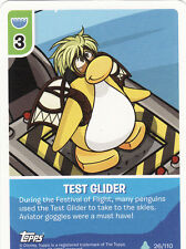 Disney Club Penguin Series 4 Water Trading Cards Pick From List 26 To 52