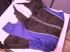 SMITH & WESSON Rain Jacket and Pants Outfit New PURPLE / BLACK