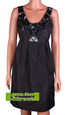 Pied A Terre RRP£150 House of Fraser Taffeta Sequin Evening Cocktail Party Dress