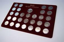 (53) SCHULZ EXCLUSIVE 50P LONDON TRAY SPORT COLLECTION CASE Coin Tray 50p