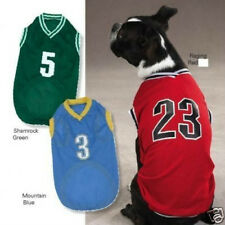 Casual Canine ALL STAR HOOPS Dog Pet Basketball Jersey Shirt CLEARANCE!