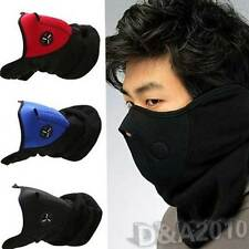 Unisex Winter Warm Half Face Mask Cover Neck Guard Scarf CS Sheld Ski Cycling