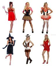 Womens Sexy CLEARANCE Costumes Cheap Halloween Costume Party Adult & Jr Teen