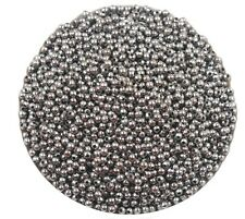 2MM 3MM 4MM 5MM 6MM 8MM silver plated metal round beads spacer