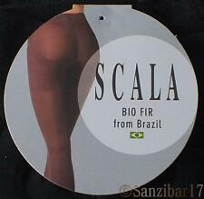 Job Lot 100 New Scala Anti-Cellulite Active Bio Crystals Black Slimming Tights