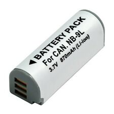 CANON NB-9L COMPATIBLE BATTERY FOR IXUS 1000 HS DIGITAL CAMERA & MORE