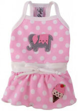NEW Ruff Ruff Couture Ellie Pink Dog Dress - Several sizes available