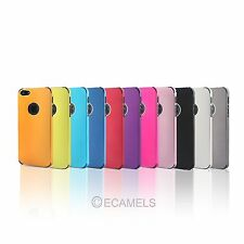 Mixed 5G Ultra Light Thin Metal Aluminum Hard Back Case Cover Skin for iphone 5