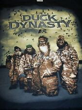 DUCK DYNASTY POSTER PHOTO T-SHIRT NEW !