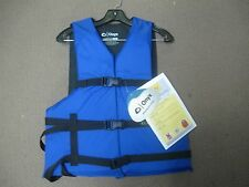 Onyx Life Jackets, Blue, Adults, Youth & Child Sizes