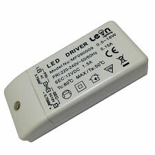 1x LED Power Supply Driver Transformer 6w, 12w  or 18w 12v DC CE RoHS