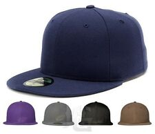 New Era - 59FIFTY Original Basic Plain - Fitted Hat Cap
