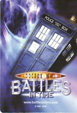 Doctor Who Battles In Time Annihilator Choose your Card 276-305