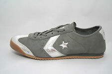 WOMENS Converse MT Star 3 Charcoal Gray with Silver accents Walker Runner Lo Top