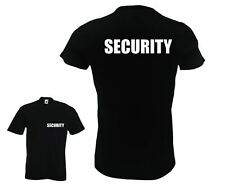 Kids Security T-Shirt - Funny childrens t shirt fancy dress party cool boys nice