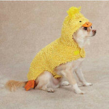 Zack & Zoey JUST DUCKY Dog Pet Halloween Costume ADORABLE