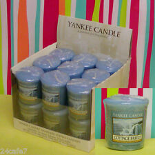 (A - K Scents) Yankee Candle VOTIVES BY THE CASE of 18 Samplers Votive Candles