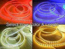 SMD5050 High Power LED Rope Lights - BRIGHT WHITE, WARM WHITE, BLUE, RED