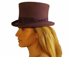 Campbell Cooper Brand New Superb Morning Suit Wedding Usher Purple Top Hat