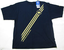 OFFICIAL NCAA ADIDAS NOTRE DAME FIGHTING IRISH University of ND XL T-SHIRT BNWT