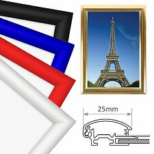 A2 Snap Frames Picture Poster Holders Clip Displays Retail Wall Notice Boards