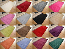 Thick Soft Small Large Size Non Slip Machine Washable Hearth Fireside Rugs Mats