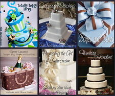 Cake Decorating & Flower Making DVD'S