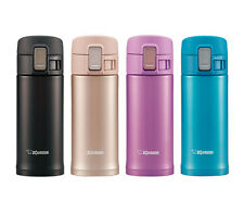 ZOJIRUSHI Stainless Thermos Mug Bottle 0.36L SM-KB36 Choose Color from Japan New