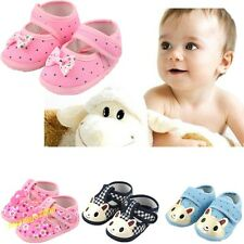 Hot Sale Cute Newborn Soft  baby toddler shoes 14 styles 3 sizes
