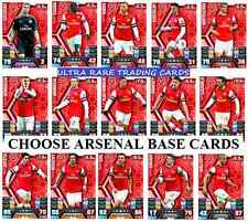 MATCH ATTAX 13 14 Choose Your ARSENAL Individual Base Cards 2013 2014
