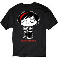 Family Guy Bloody Emo Mens Shirt 36-A36