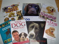 BOOKS-DOGS-PUPPIES-CARING FOR-TRAINING-GUIDE TO-
