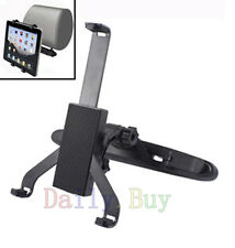 "BACK Seat Headrest Car Mount CRADLE Holder for PC Tablet Ebook Reader 7"" 7in"