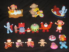 IN THE NIGHT GARDEN PONTIPINES TOMBLIBOOS NINKY NONK UPSY DAISY MAKKA PAKKA TOYS