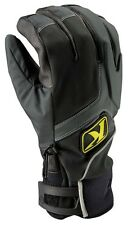 Klim 2014 Men's Powerxross Waterproof Gore-Tex ATV / Snowmobile Gloves - Black