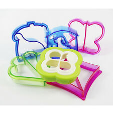 Kids Lunch Sandwich Toast Cookies Cake Bread Biscuit Food Cutter Mold Mould DIY
