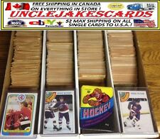 1978-79 OPC BUFFALO SABRES Select from LIST SEE SCAN NHL HOCKEY CARDS O-PEE-CHEE