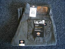 Dickies DD310UBK 5-Pocket Loose Straight Men Jeans Nwt New with Tags