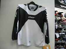Thor Racing Gear Youth Phase S10Y Jersey Shirt Black