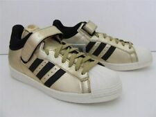 RARE! Adidas Originals Pro Shell Olympics Team GB 1/150 Gold Leather Trainers