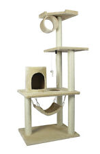 "62"" CAT TREE CONDO FURNITURE SCRATCHPOST PET HOUSE 5002"