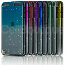 Ultra Slim Raindrop Crystal Hard Case For Apple iPod Touch 4th 5th Generation