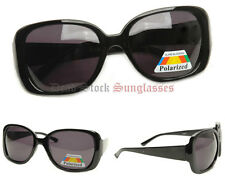 "58mm ""Square Frame Sunglasses"" with Polarized Lens"