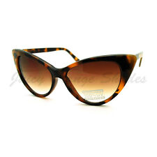 Womens Cateye Sunglasses Vintage Sexy Fashion Eyewear